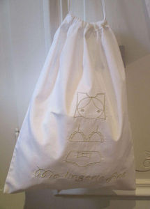 AVENUE D'ALSACE -  - Laundry Bag