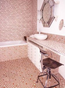 BEAUREGARD -  - Bathroom Wall Tile