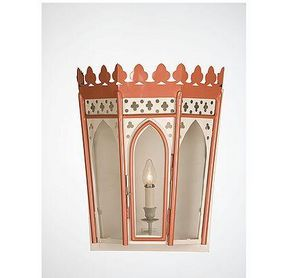 Charles Edwards - gothic - Wall Lamp