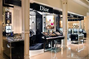 MALHERBE Paris - dior - Shop Layout