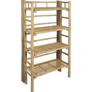 Aubry-Gaspard - étagère bambou - Shelf