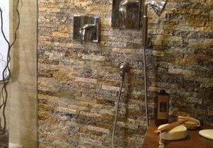 KEI STONE - pierre naturelle  - Interior Wall Cladding