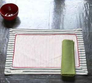 A CASA BIANCA - arezzo meadow placemat - Place Mat