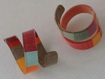 Les Toiles Du Soleil -  - Napkin Ring