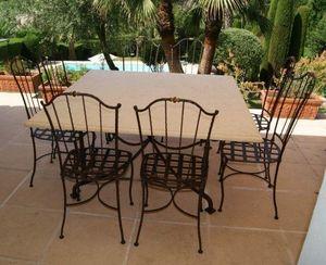 Fd Mediterranee -  - Garden Chair
