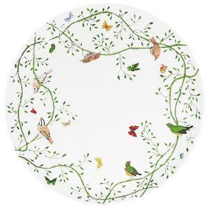 Raynaud - histoire naturelle - Round Dish