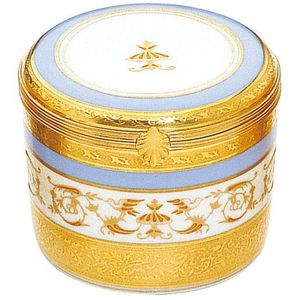 Raynaud - sheherazade - Candle Box