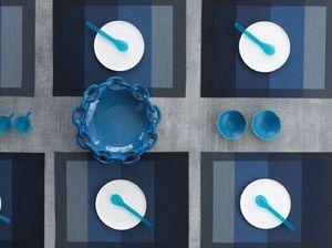CHILEWICH - indigo color tempo - Place Mat
