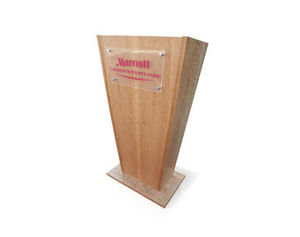 Forbes Group - civic - Lectern