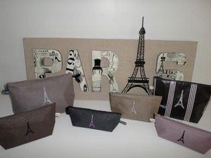 ATELIER DE LA VARANGUE -  - Toiletry Bag