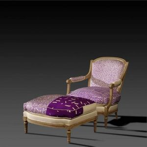 MASSANT -  - Armchair And Floor Cushion
