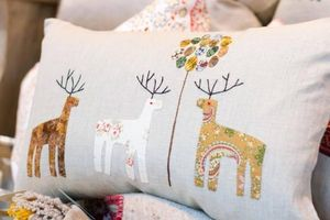 ANAVILA -  - Rectangular Cushion