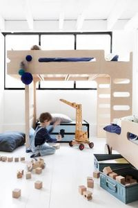 Kids Factory -  - Bunk Bed