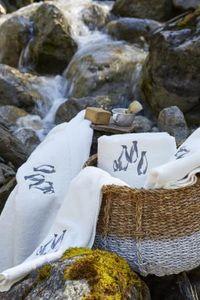 Sylvie Thiriez -  - Towel