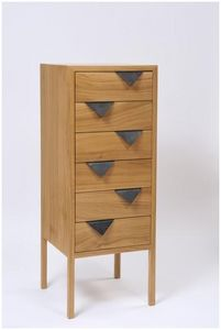 Mathi Design - meuble bois chiffonnier - Chiffonier