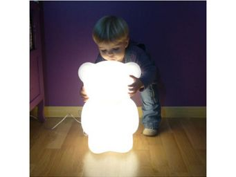 TossB - lampe à poser enfant ourson junior - Children's Table Lamp