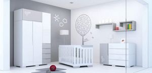 ALONDRA - evolutive silver - Infant Room 0 3 Years