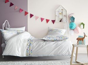 BLANC CERISE - berlingot - Children's Bed Linen Set