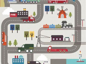 Graham & Brown - tableau impression numérique - Children's Wallpaper