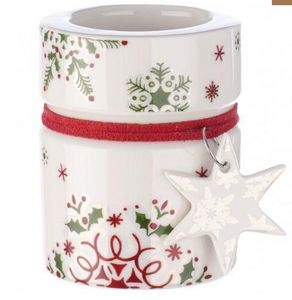 VILLEROY & BOCH -  - Christmas Candelstick