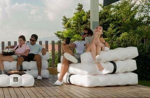 PIGRO FELICE - modul'air- - Garden Armchair