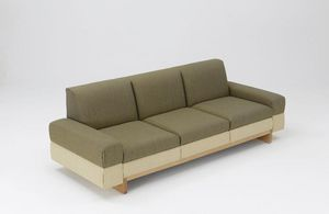 Ecart International - pli - 3 Seater Sofa