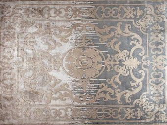 EDITION BOUGAINVILLE - pompadour shadow - Modern Rug