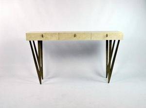 GINGER BROWN -  - Console Table