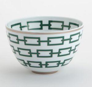 Richard Ginori 1735 - catene smeraldo - Cream Soup Cup And Saucer