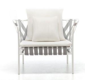 GERVASONI - -inout - Garden Armchair