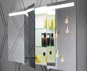 BURGBAD - crono - Bathroom Wall Cabinet
