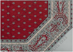 Tissus Toselli -  - Table Cover