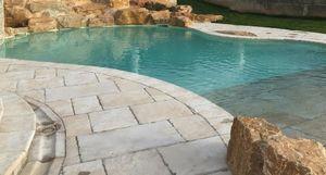 Bradstone -  - Pool Deck