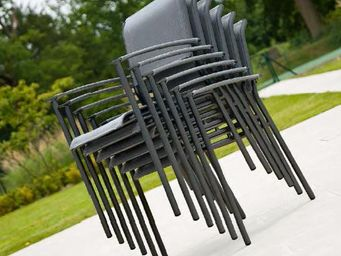 Alexander Rose - -portofino - Stackable Garden Armchair