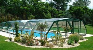 Venus Abris -  - High Telescopic Pool Cover