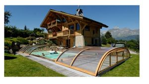 Sesame -  - Low Removable Pool Enclosure