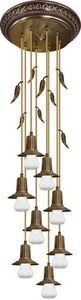 FEDE - palermo ii glass collection - Hanging Lamp