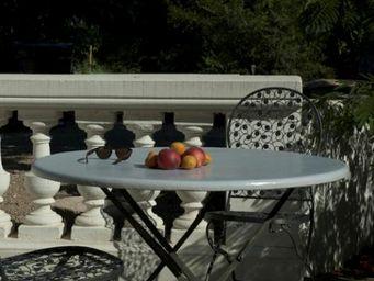TERRES D'ALBINE -  - Garden Table