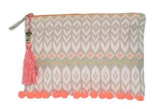 SHOW-ROOM - orange - Makeup Bag