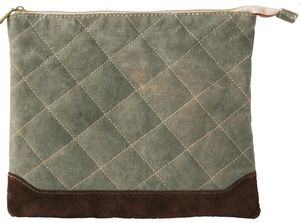 BYROOM - quilt/leather - Ipad Cover