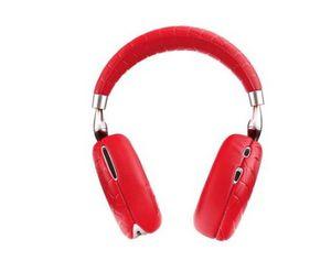 PARROT - zik 3 rouge croco - A Pair Of Headphones