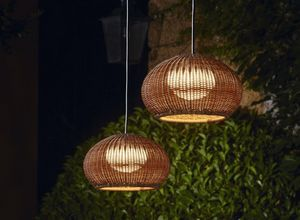 Bover - garota hang - Outdoor Hanging Lamp