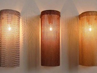 FOIN COTTE DE MAILLES -  - Wall Lamp