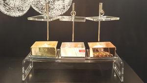 EFFET DESIGN - cuivre - Buffet Display Stand