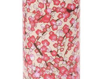 QWETCH - 300ml théière nomade iso inox brossé washi blanc rouge - Tea Service Accessories