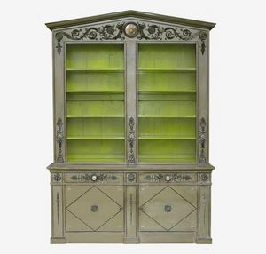Moissonnier -  - Bookcase