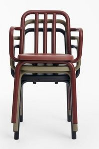 EUGENI QUITLLET - tube - Stackable Chair