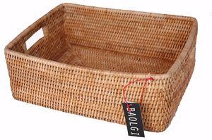BaolgiChic - rotin naturel - Storage Basket