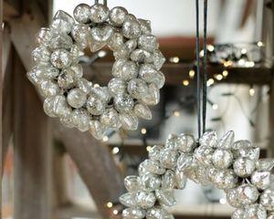 NKUKU - chintu glass garland - Christmas Tree Decoration
