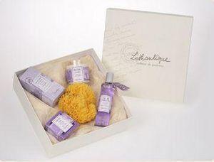 Lothantique - les lavandes de l'oncle nestor - Perfume Box